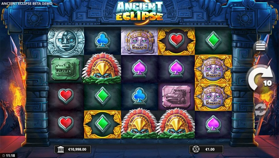Ancient Eclipse - Bonus Features