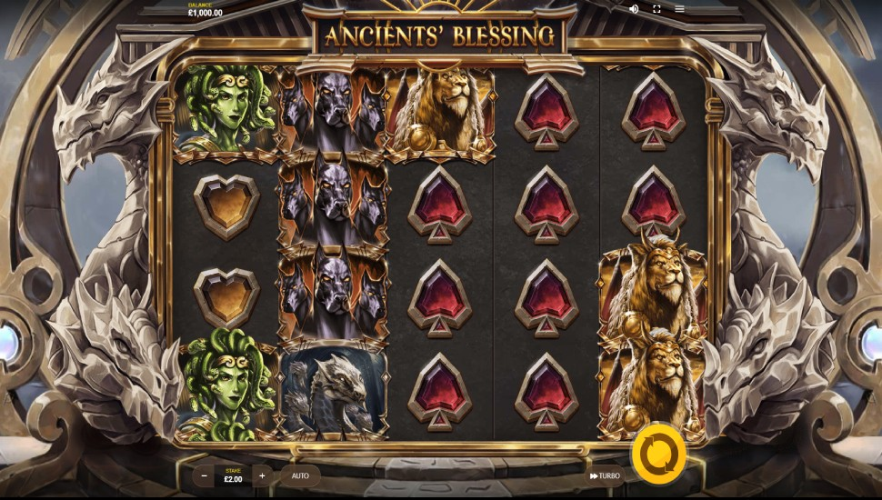 Ancient's Blessing - Slot