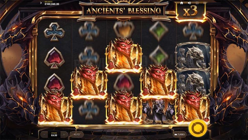 Ancients' Blessing - Bonus Features