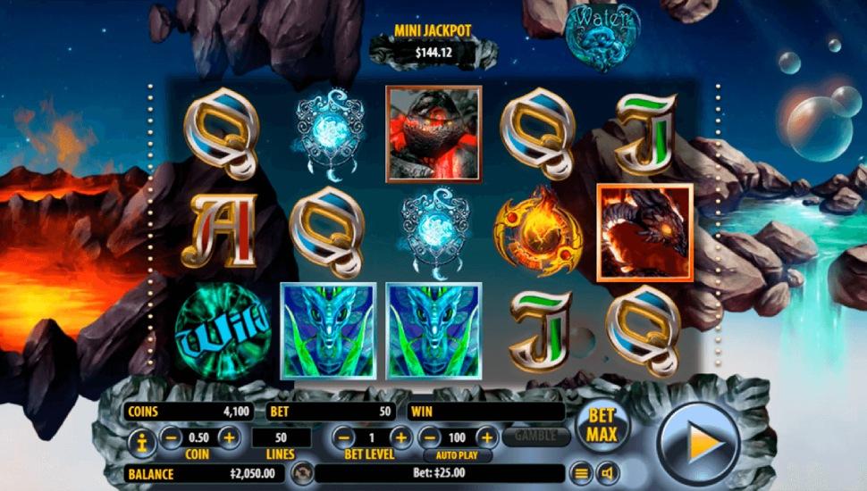Arcane Elements - Slot
