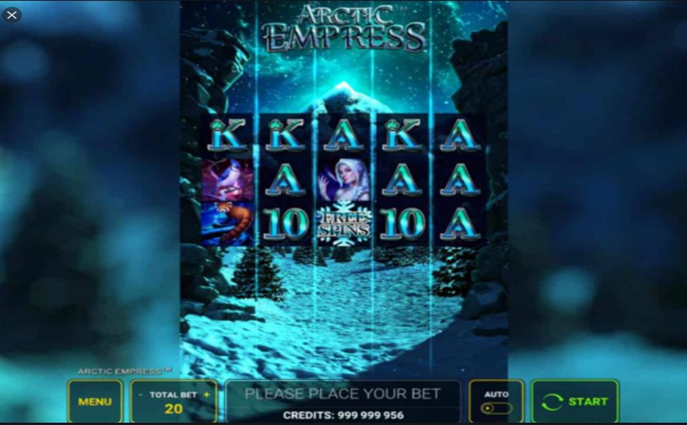 Arctic Empress - slot