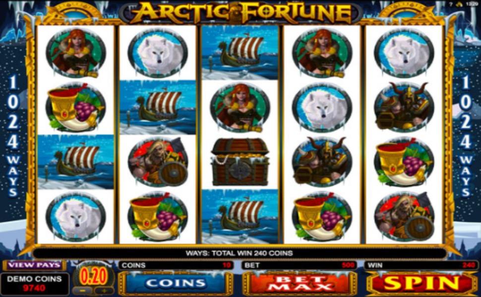 Arctic Fortune - Slot
