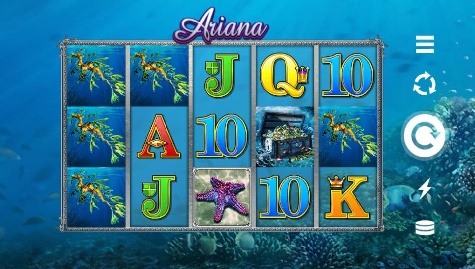 Ariana - Slot