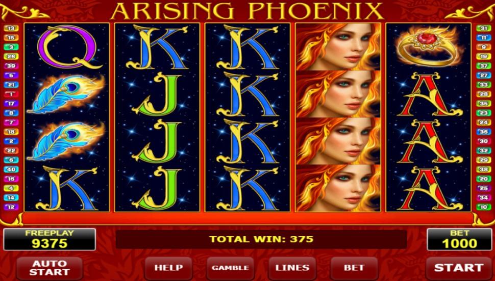 Arising Phoenix - Slot