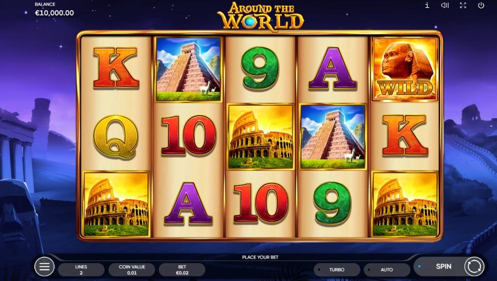 Around The World - Slot