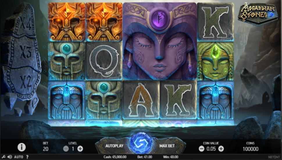 Asgardian Stones - Slot