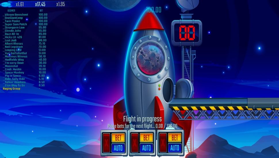 AstroBoomers: To The Moon - Slot