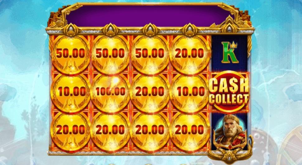 Atlantis Ca$h Collect - Bonus Features