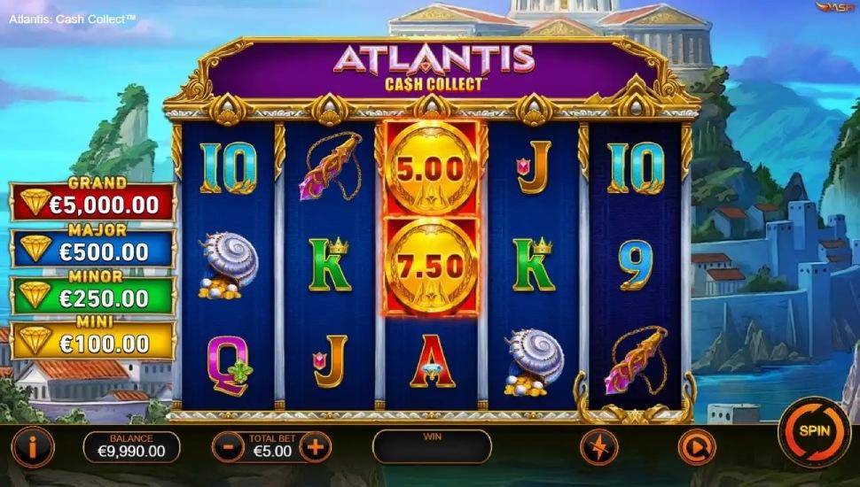 Atlantis Ca$h Collect - Slot