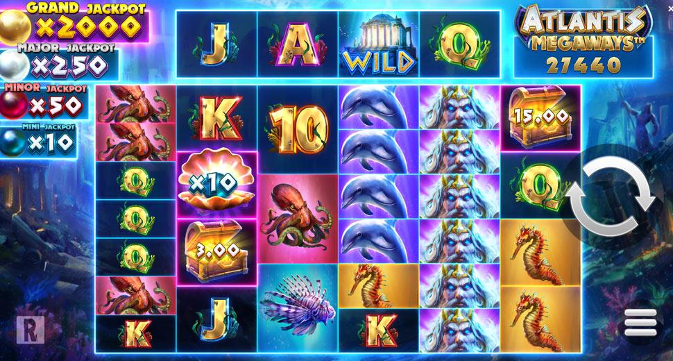Atlantis Megaways - Slot