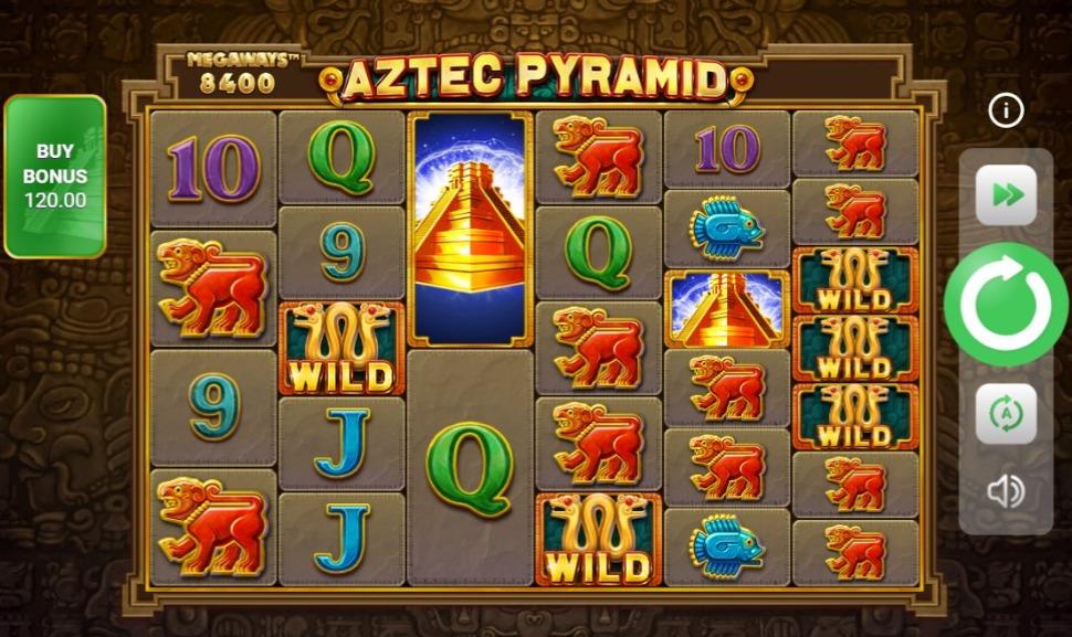 Aztec Pyramid Megaways - Bonus Features