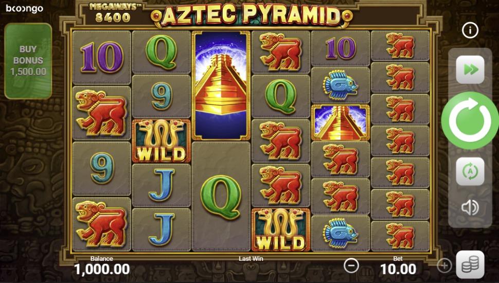 Aztec Pyramid Megaways - Slot
