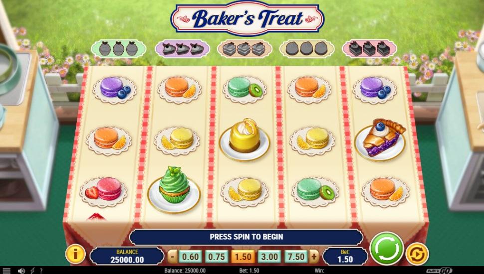 Baker's Treat - Slot