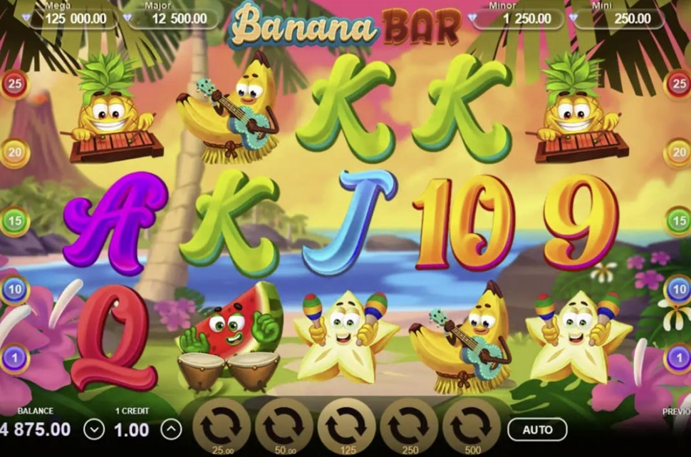 Banana Bar - slot