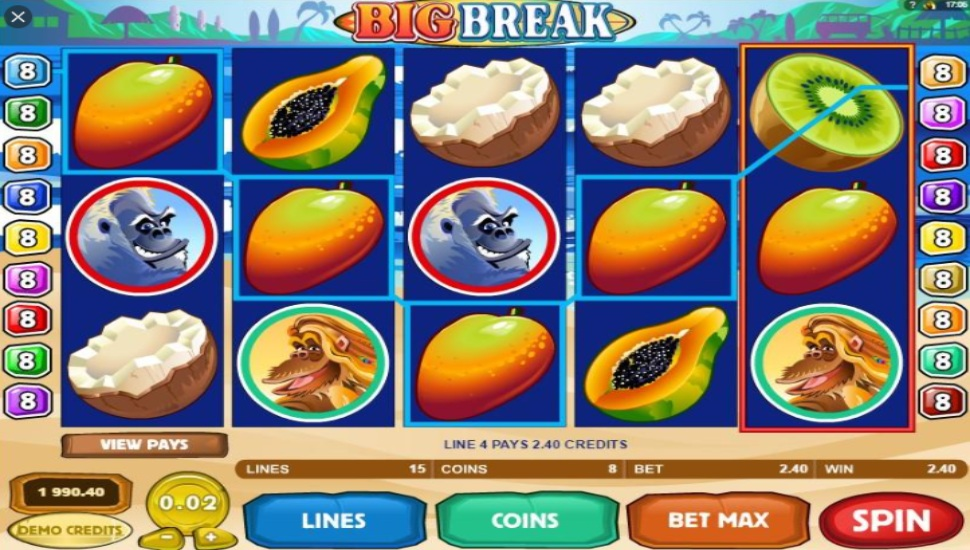 Big Break - Slot