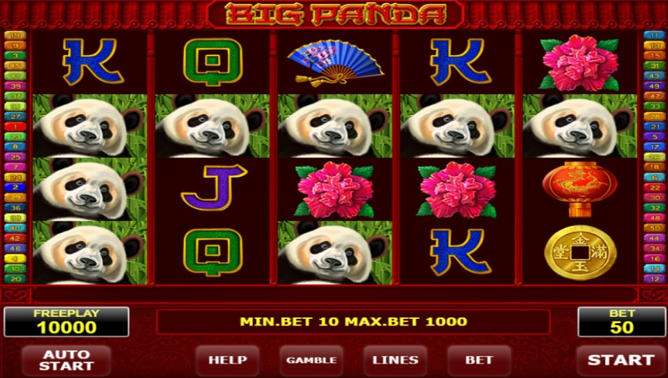 Big Panda - Slot