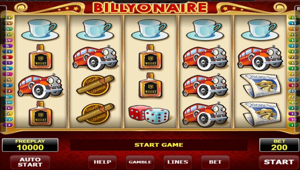 Billyonaire - Slot