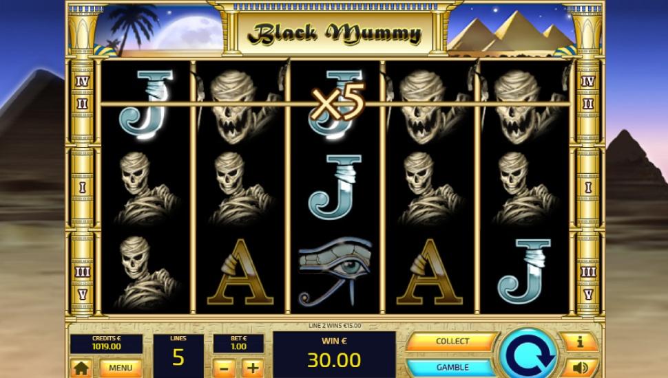Black Mummy - Bonus Features