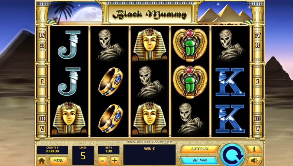 Black Mummy - Slot