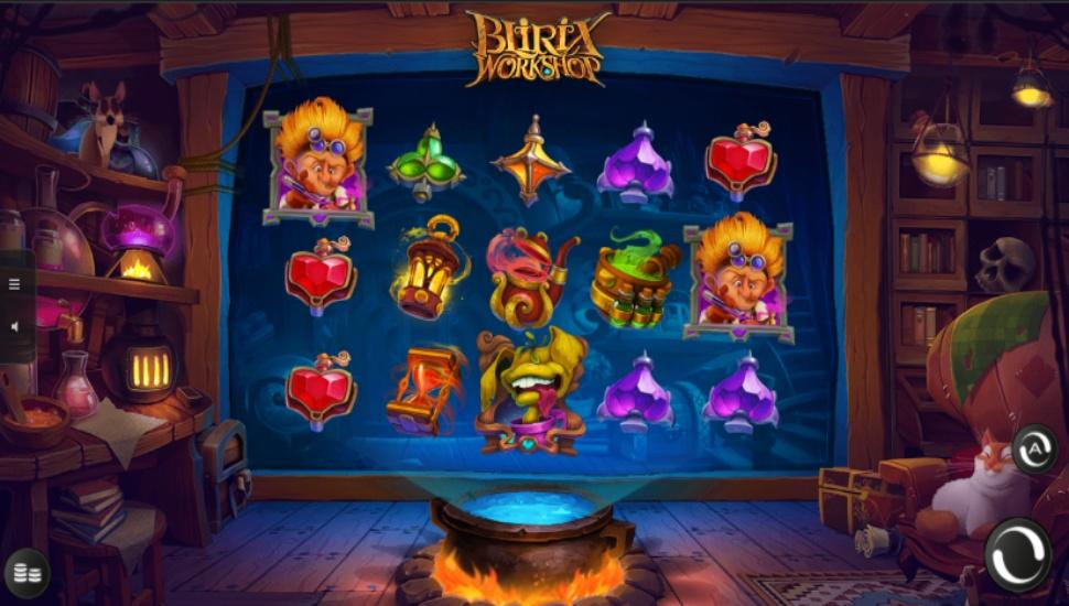 Blirix Workshop - Slot