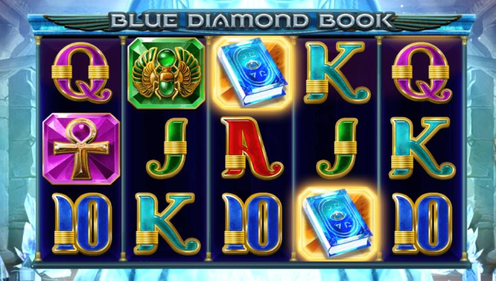 Blue Diamond Book - Bonus Features