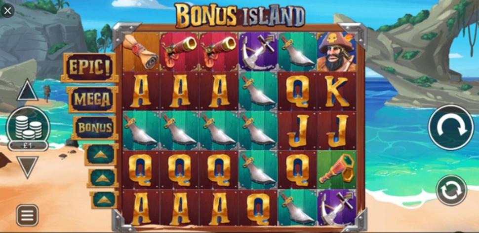 Bonus Island - Slot