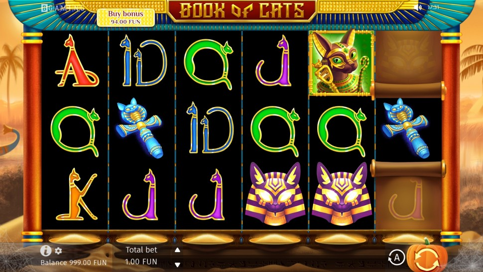 Book-of-cats-slot