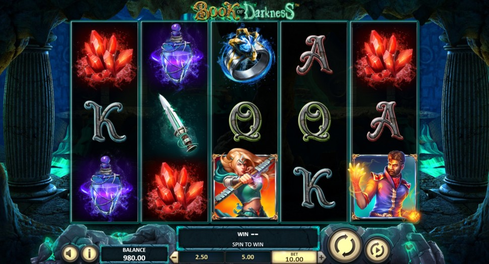 Book of Darkness - Slot