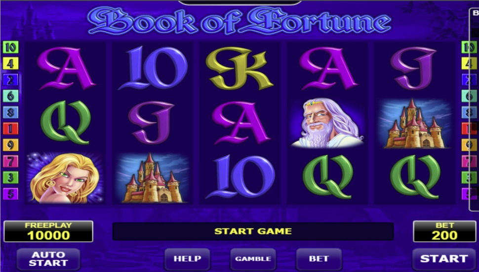 Book of Fortune - Slot