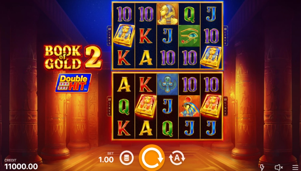 Book of Gold 2: Double Hit - Slot