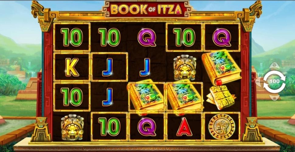 Book of Itza - Bonus Features
