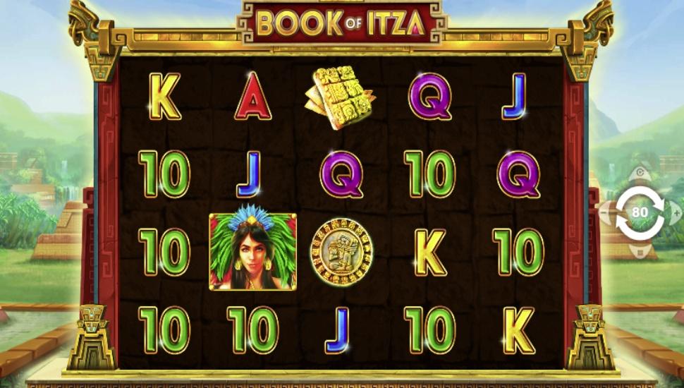 Book of Itza - Slot