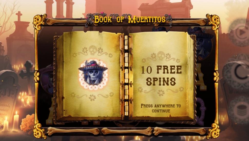 Book of Muertitos - Bonus Features