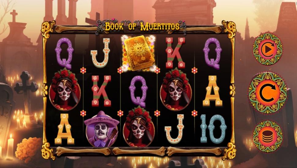 Book of Muertitos - Slot