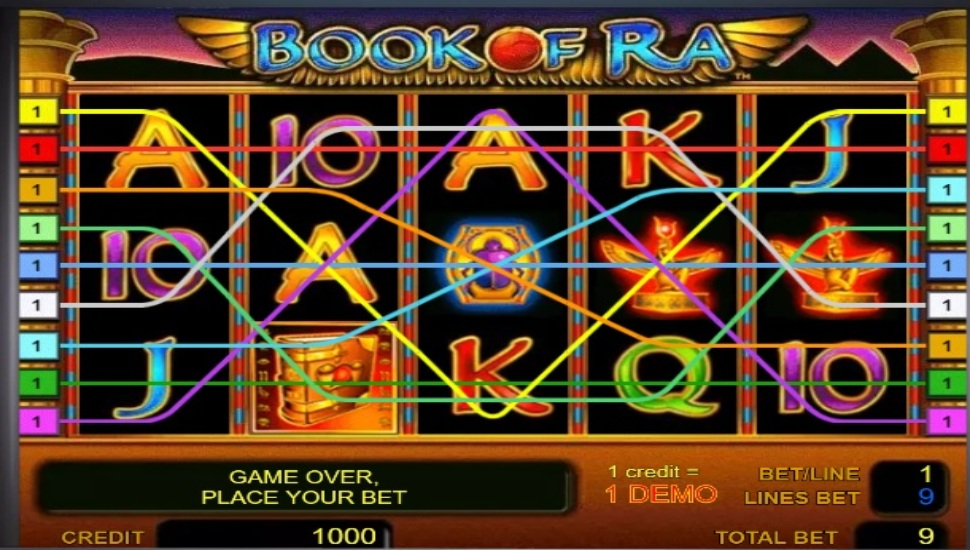 Book of Ra - Slot