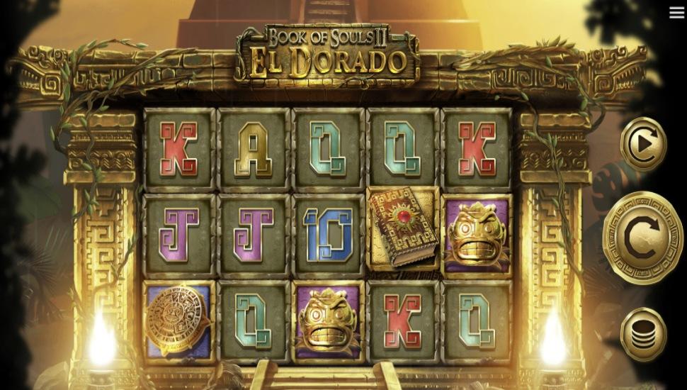 Book of Souls 2: El Dorado - Slot