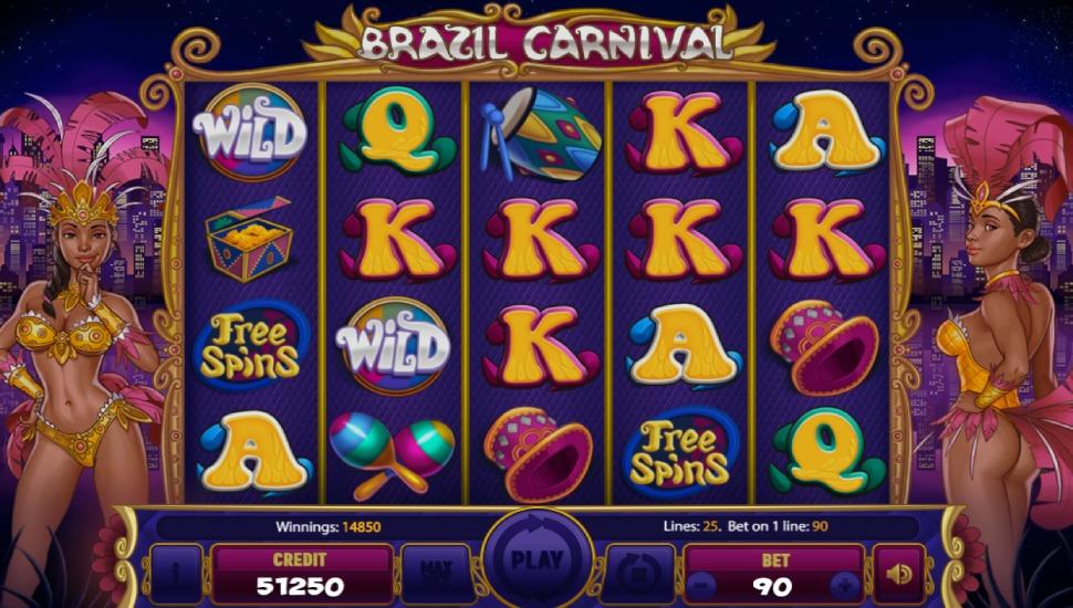 Brazil Carnival - Slot