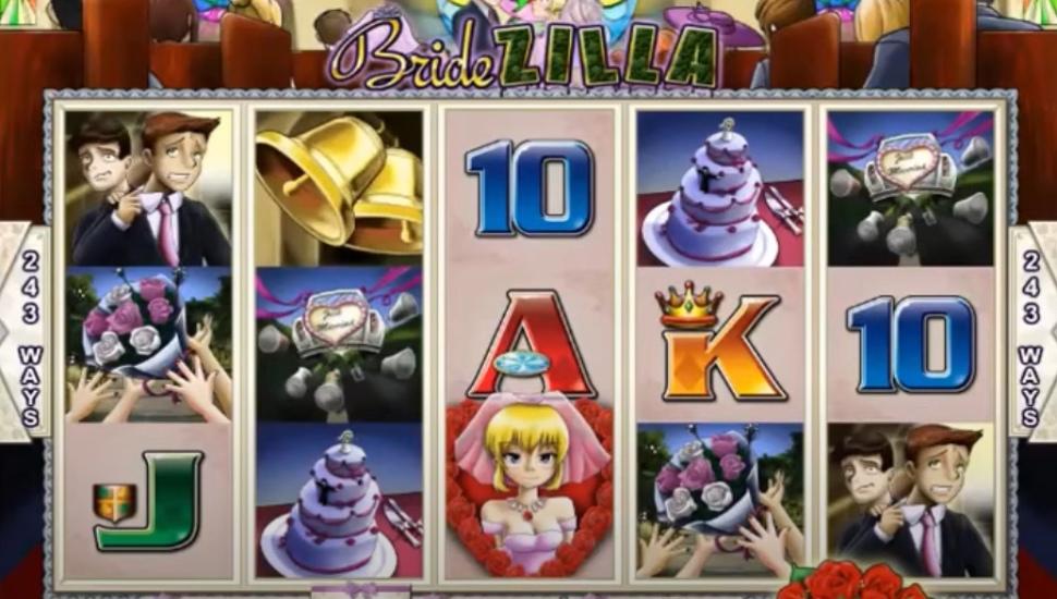 Bridezilla - Slot