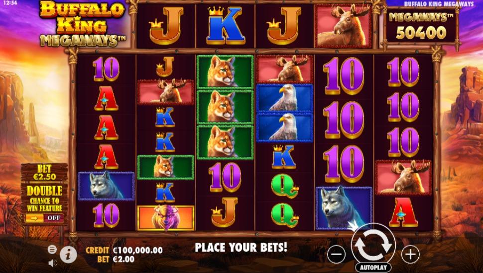 Buffalo King Megaways - Slot