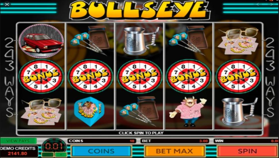 Bullseye - Slot