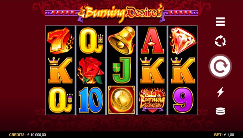Burning Desire - Slot