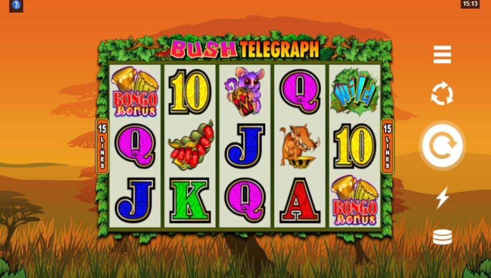 Bush Telegraph - Slot