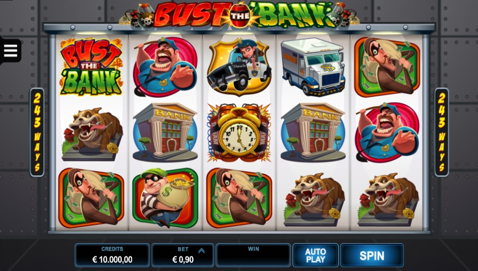 Bust the Bank - Slot