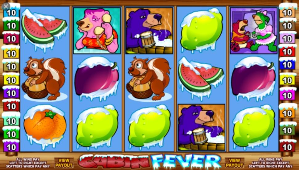 Cabin Fever - Slot