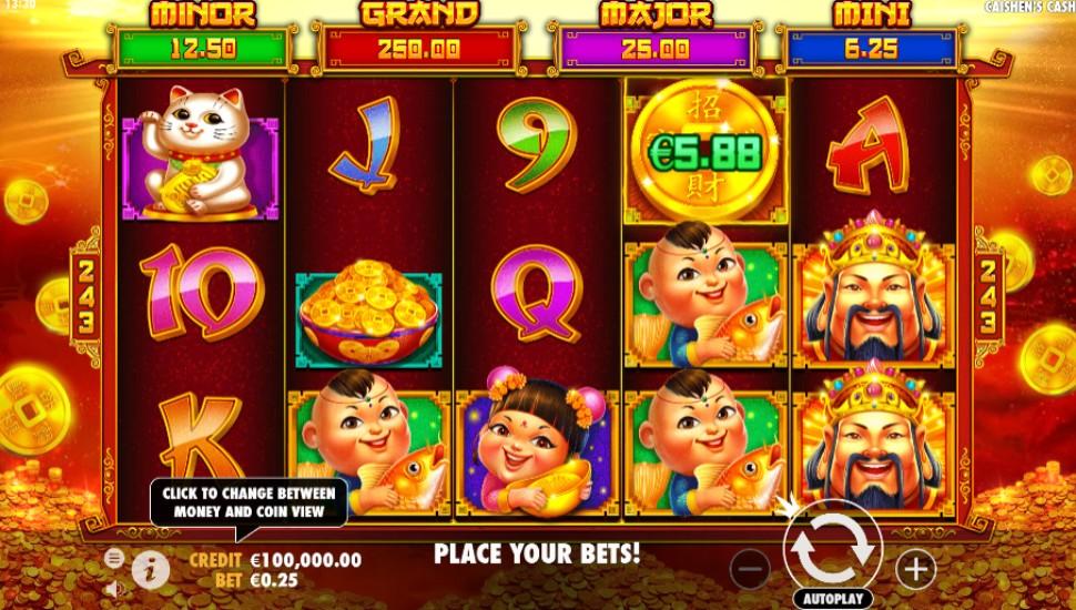 Caishen's Cash - Slot
