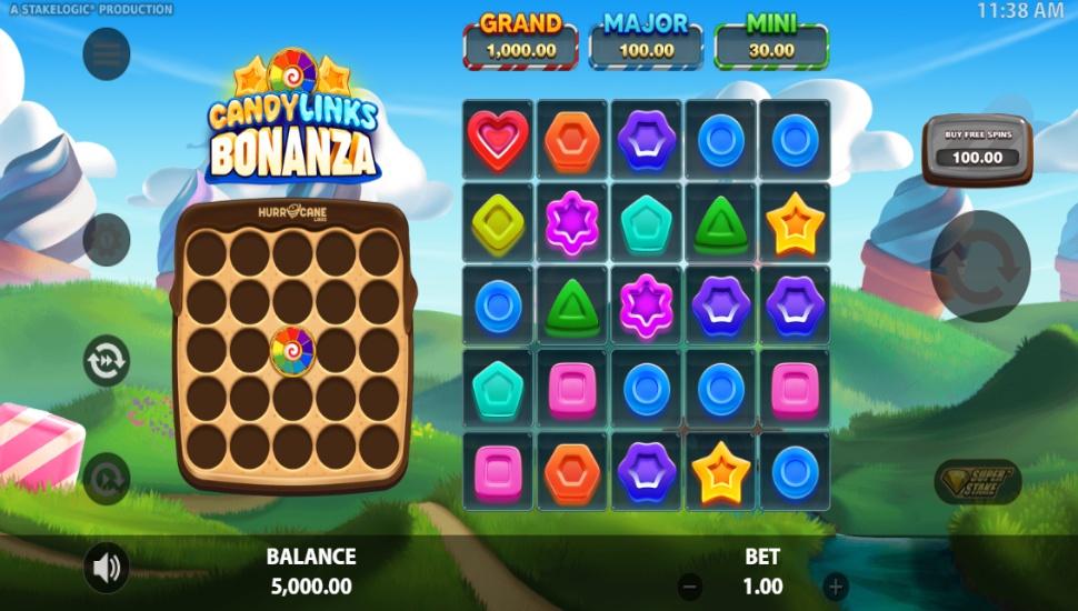 Candy Links Bonanza - Slot