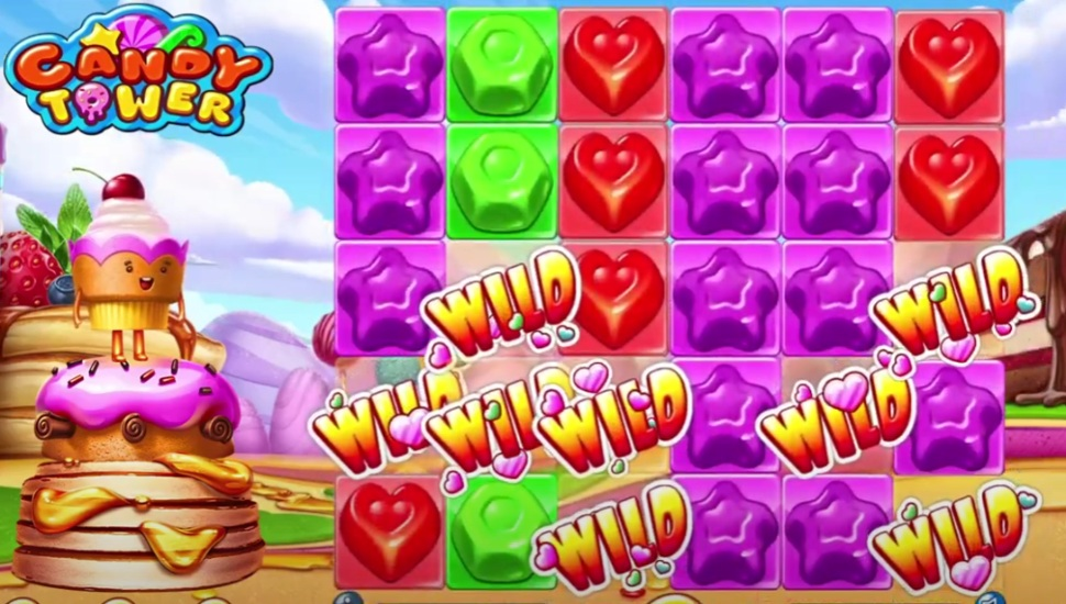 Candy Tower - Bonus Features
