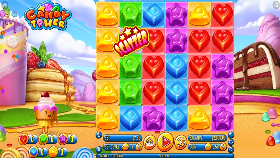Candy power - Slot
