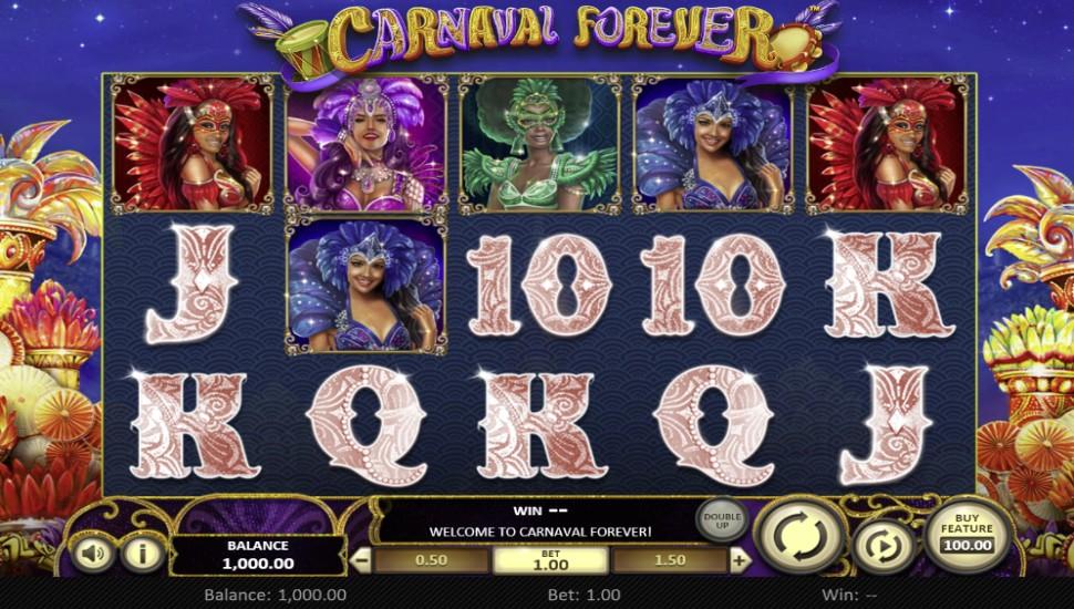 Carnaval forever - Slot