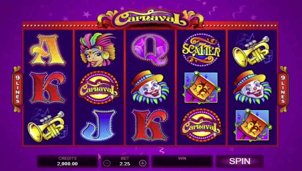Carnaval - Slot